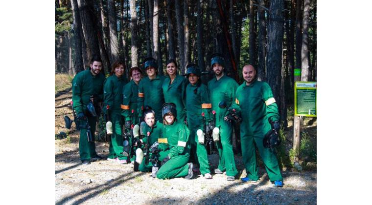 Paintball Team Avança
